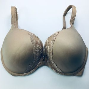 [VICTORIA SECRET] 42DDD Padded Nude Bra